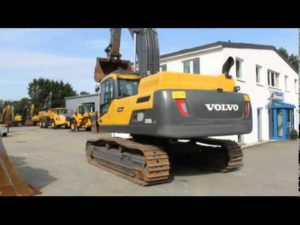 Volvo Ec1600 L Excavator Workshop Service Repair Manual
