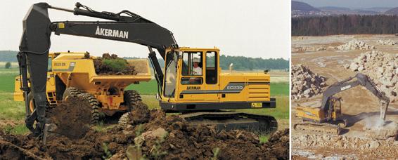 Volvo Ec230 Akerman Excavator Workshop Service Repair Manual