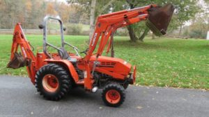 Kubota B20 TLB TRACTOR TL420 LOADER BT650 BT750 BACKHOE Service Manual