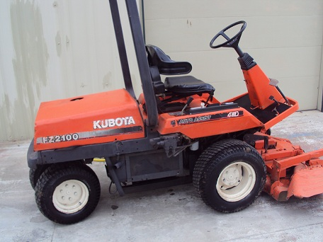 Kubota Fz2100 Fz2400 Workshop Service & Parts Manual