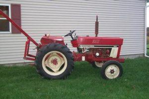 Case IH 284 Tractor Service Repair Factory Manual