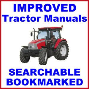Case IH CX 50 60 70 80 90 100 Factory Repair Service Manual