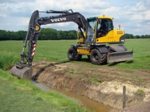 Volvo EW 140 Wheeled Excavator Service Repair Shop Manual