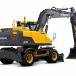 Volvo Ew210d Wheeled Excavator Workshop Repair Manual