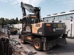 Volvo Ew230c Wheeled Excavator Factory Service Repair Manual