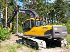 Volvo Fc2121c Excavator Workshop Service Repair Manual