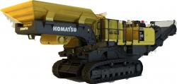 Komatsu BR380 Mobile Crusher Workshop Repair and Service Manual