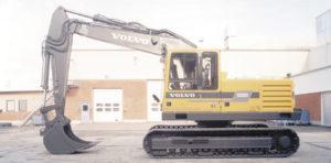 Volvo Ec200 Akerman Excavator Service Repair Manual