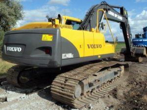 Volvo Ec240b Lc, Ec240b Lr, Ec240b Nlc Excavator Service Parts Manual