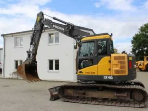 Volvo Ecr145cl Excavator Workshop Service Repair Manual