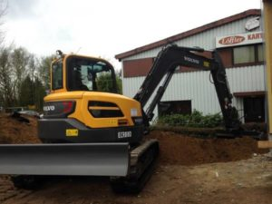 Volvo Ecr88d Workshop Excavator Service Repair Manual