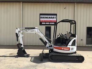 Bobcat 425 Excavator Workshop Service Repair Manual