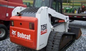 Bobcat T250 Turbo High Flow Operation & Maintenance Manual