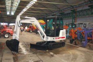 Bobcat X 337 X 341 Hydraulic Compace Excavator Service Repair Manual