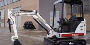 Bobcat X 320 322 Excavator Workshop Service Repair Manual