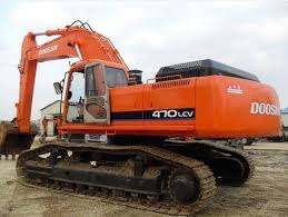 Doosan Daewoo Solar 470lc-v Excavator Workshop Service Repair Manual Pdf