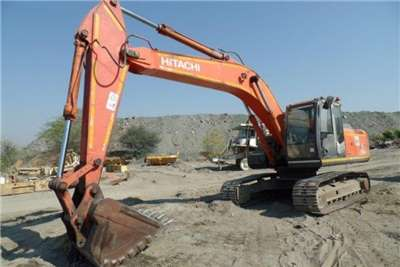 Hitachi Zaxis 240-3 Hydraulic Cat Excavator Service Manual