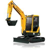 Hyundai R35z-9 Crawler Excavator Cat Repair Service Manual