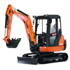 Kubota Kx61-3eu Excavator Workshop Repair Service Manual