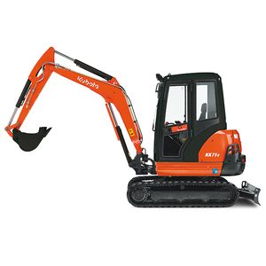 Kubota Kx71-3eu Excavator Workshop Repair Service Manual