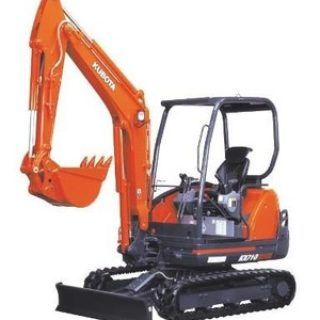 Kubota Kx71-3pp Excavator Workshop Repair Service Manual