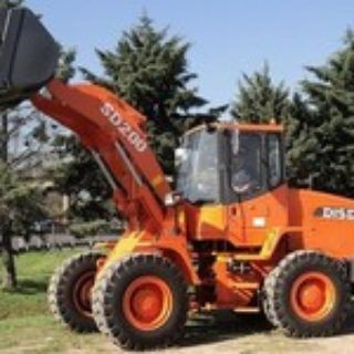 Daewoo Doosan Sd200 Loader Service Parts Catalogue Manual