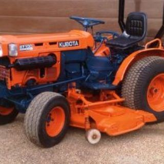 Kubota B7100HST Tractor Workshop Service Repair Manual