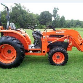 Kubota L3130 Tractor Workshop Service Repair Manual