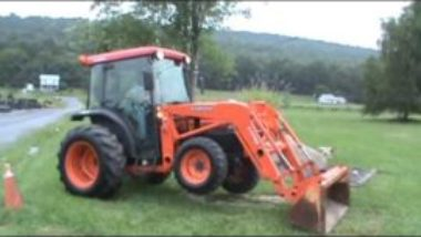 Kubota L3430 Tractor Workshop Service Repair Pdf Manual