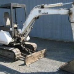 BOBCAT X100 EXCAVATOR WORKSHOP SERVICE REPAIR MANUAL