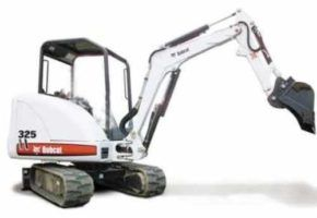 BOBCAT X325, X328 EXCAVATOR SERVICE REPAIR MANUAL