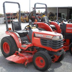 Kubota B1700 B2100 B2400 Tractor Workshop Service Repair Manual