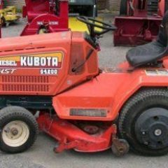 Kubota G3200 G4200 G4200H G5200H G6200H Workshop Service Repair Manual