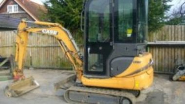 CASE CX16B CX18B Mini Excavator Workshop Service Repair Manual