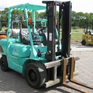 Mitsubishi Fg20k Fc, Fg25k, Fg30k, Fg35k, Forklift Trucks Service Repair Manual