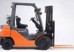 Toyota Forklift Parts 6FGU15 - 30 6FDU15 - 30 Service Pdf Manual