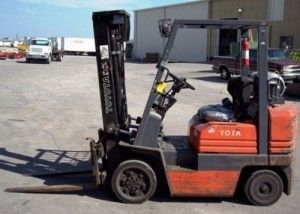 toyota forklift 5fdc and 5fgc serie work service pdf manual