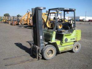 Clark Forklift GPX 30, GPX 35, GPX 40, GPX 40S, GPX 50 Workshop Service Pdf Manual