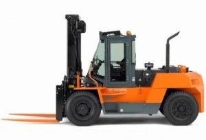 Toyota 4FD100 4FD115 4FD120 Forklift Service Repair Factory Manual