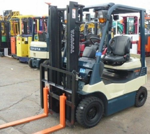 Toyota Forklift 7FB10 7FBH10 7FB14 Service Repair Workshop Manual