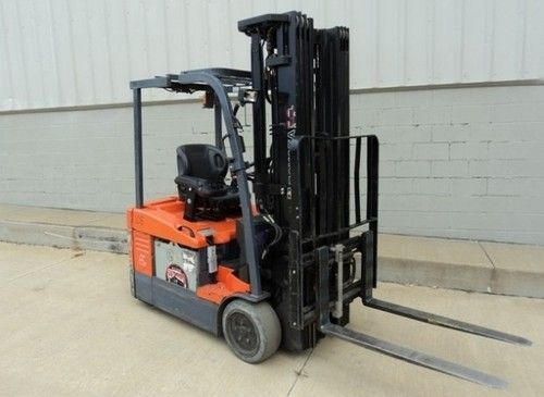 Toyota 7FBEF15 - 7FBEF20 Electric Forklift Repair Manual Download