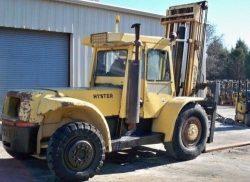 Forklift Hyster C007 Service Manual