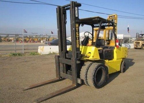Forklift Hyster D005 Service Repair Factory Manual