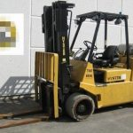 Hyster D004 Forklift Repair Factory Manual
