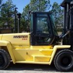 Hyster E019 Service Repair Factory Manual