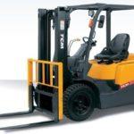 Tcm Forklift Truck Fhg20t3 Full Service Repair Manual