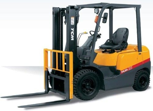 Tcm Forklift Truck Fhg20t3 Full Service Repair Manual