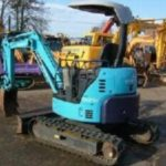 Hitachi EX20U-3 Mini Excavator Parts Catalog Pdf Manual