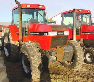 IH Case International 7110 7120 7130 7140 Tractor Service Repair Workshop Manual Download PDF