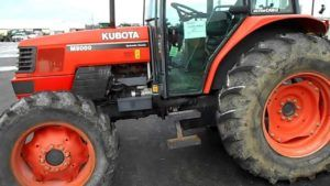 Kubota M9000 Tractor Full Service Repair Manual